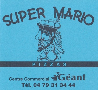 Pizzas Super Mario
